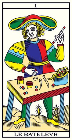 See the maps of the Tarot reconstructed by Camoin and Jodorowsky - Camoin Tarot of . - - See the maps of Tarot rebuilt by Camoin and Jodorowsky – Camoin Tarot de Marseille Le Bateleur, Tarot Significado, Le Sphinx, The Magician Tarot, Le Tarot, Online Tarot, Tarot Major Arcana, Tarot Learning, Tarot Card Meanings