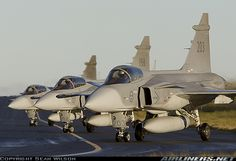 Saab JAS-39A Gripen aircraft picture