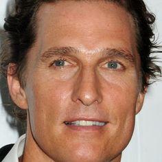 Matthew McConaughey Facts - We share the same birthday. :)