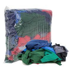 Ścierki spełniają wysokie wymagania stawiane dla pracy w ciężkich warunkach. Opracowane do czyszczenia oraz wycierania plam z oleju, tłuszczu lub płynów chłodząco-smarujących. Korzystniejsza ekonomicznie alternatywa dla drogich mat z włókniny. Ścierki są zapakowane w praktyczne 10-kilogramowe opakowania. Forma i wielkość opakowania sprawiają, że łatwo jest zabrać je ze sobą na stanowisko pracy, do samochodu serwisowego lub tam, gdzie są potrzebne.