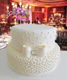 Mais em conta, bolos cenográficos ainda evitam desperdícios na festa - Casamento - UOL Mulher