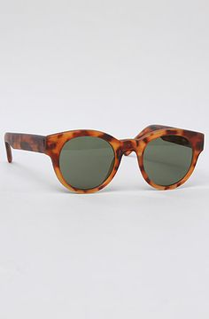 The Thick Hip Nighties Sunglasses in Tortoise by Replay Vintage Sunglasses