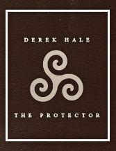 Derek Hale - The Protector - Triskelion