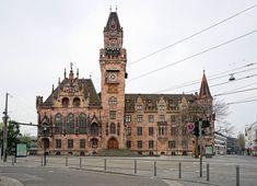 Rathaus St Johann