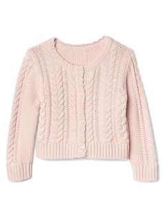 Baby Girl Clothes - Shop by Size Joe Fresh Baby, Baby Comforter, Chunky Knit Cardigan, Baby Kids Clothes, Baby Sweaters, Toddler Girl, Kids Outfits, Kids Fashion, Knitting