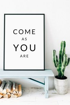 Free Printable Wall Art : Typography Design - Decor Hint trending bible quotes wall art from our store and get up to off. You will not find this rare scripture quotes wall art in any other store, so grab this Limited Time Discount Now! Diy Wall Art, Diy Wall Decor, Home Wall Art, Framed Wall Art, Home Art, Make Up Wall Art, Living Room Wall Art, Playroom Decor, Entryway Decor