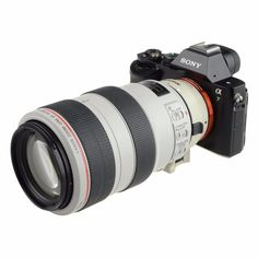 Electronic Auto Focus Adapter for Canon EOS EF S Lens to Sony NEX A7 A6000 NEX. Click visit to buy #lenses #accessories