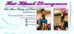 Hair Klaash Xtravaganza 2012 Hair Show, Beauty, and Trade EXPO Facebook Cover