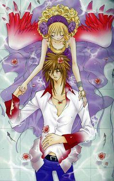 Princess Ai and Kent