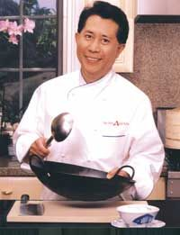 Yan Can Cook with Martin Yan. Martin was awesome. He was funny and you learned about Chinese culture and how to cook.