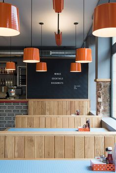 This old London pub has been overhauled into a fried chicken restaurant in Islington.