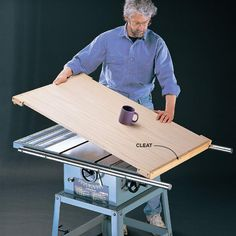 14 table saw hacks