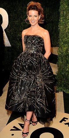 All the Oscars After-Party Dresses!