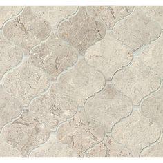 Bedrosians Luxembourg Stone Mosaic Tile in Paris & Reviews | Wayfair