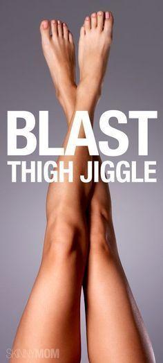 Blast Thigh Jiggle-9 Power Ring Exercises