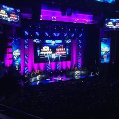 SMITE World Championship Saturday Only - Cobb Energy Performing Arts Centre - Atlanta, GA on 1/9/2016 - 50 photos, pictures and videos on CrowdAlbum