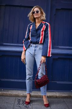 Best Street Style Looks So Far From Paris Fashion Week - Image 18