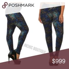 Coming soon! Plus leggings Coming soon! Estimated date of arrival- 9/17  🚫current list price is not what this will be listed at🚫  Please like this listing to be notified via price drop when the item is available Pants Leggings