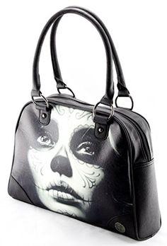 Women's Sullen Limited Edition Dark Grey Handbag Black