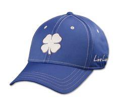 26e5dcb04ee0a5 Premium Clover 8 - Black Clover Golf Putters, Stylish Caps, Hats Online,  White