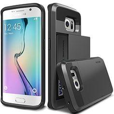 Verus [Card Slot Case] Samsung Galaxy S6 Edge Case #Verus #Case #Accessories #SamsungGalaxyS6Edge #GalaxyS6Edge