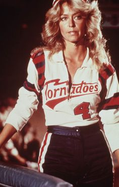 Farrah Fawcett, Charlie's Angels (1976) as Jill Munroe