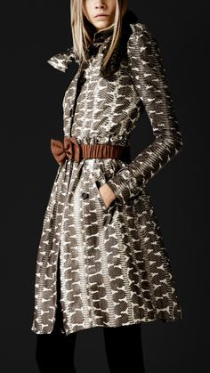 Bold patterned coat. Discover products you love at getrockerbox.com