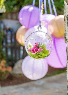 Mattea's Enchanted Garden | CatchMyParty.com