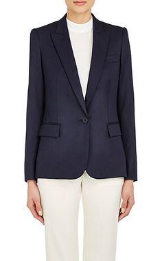 Stella McCartney Single-Button Ingrid Sportcoat - Blazer - Barneys.com