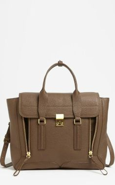 This Phillip Lim satchel is everything.