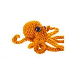 ruby submarine realistic octopus
