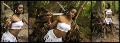 JUNGLE PRINCESS 03 by KarafactoryLook What the Kat Dragged in at...