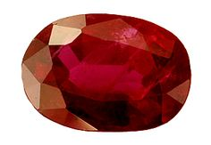 Ruby - 0.50 cts - Oval - 5.85 x 4.20 x 2.60 mm - Thailand - 906.56 USD