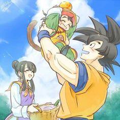 #wattpad #romance Milk Ox Satán una bella joven, inteligente, con una gran y hermosa sonrisa que cautiva a todos pero no durará Lunch Ox hermana de Milk Inteligente gran persona, hermosa Son Goku un chico atractivo enamorado de las hermanas Ox Satán Portada by: @ConnyKawaii4
