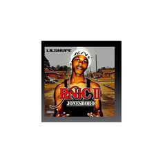 Lil Snupe - R.N.I.C. 2 Jonesboro (CD)