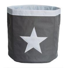Inspirational STORE T Aufbewahrungskorb Stern Maxi grau wei online kaufen Bestellen Sie Aufbewahrungskorb Stern Maxi grau wei f r nur im Online Shop