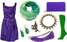 Spike (My Little Pony Friendship is Magic) Inspired Outfit
