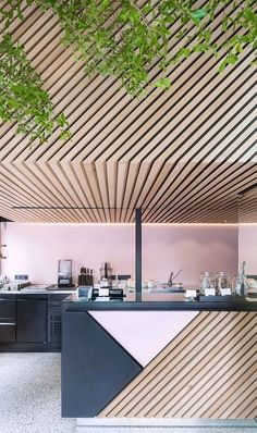 WAN INTERIORS:: The Cold Press Juicery by Standard Studio in Amsterdam