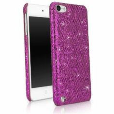 BoxWave Glamour & Glitz Apple iPod Touch Generation) Case - Slim Snap-On Glitter Case, Fun Colorful Sparkle Case for your Apple iPod Touch Generation)! - Apple iPod Touch Generation) Cases and Covers (Cosmo Pink) Ipod Touch Cases, Ipod Cases, Ipod Touch 5th Generation, Brittany, Summer Outfits, Glamour, Apple, Iphone, Amazon