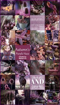 '' Autumn's Purple Haze '' by Reyhan Seran Dursun