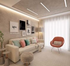 Small Living Room Layout, Living Room Colors, Living Room Designs, Living Room Decor, Couples Apartment, Girls Room Design, Home Office Decor, Home Decor, Apartment Living