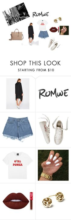 """""""Untitled #443"""" by zeinab-mohamoud-awad ❤ liked on Polyvore featuring Lime Crime and Lodis"""