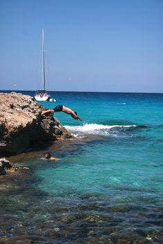 Formentera; 2 1/2 u vliegen vanaf NL