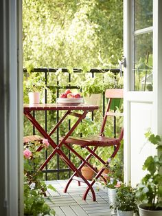 Hoje apetece… tomar o pequeno almoço ao sol. Não apetece?