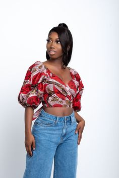 African Fashion Ankara, Latest African Fashion Dresses, African Inspired Fashion, African Dresses For Women, African Print Dresses, African Print Fashion, African Wear, Fashion Prints, Ankara Crop Top