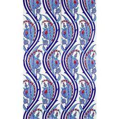 Set of 4 Pendik Turkish Tiles