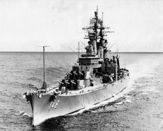 USS Newport News, CA-148  http://navyhistory.tumblr.com/post/19342460970/into-the-lions-den-exhibit-heavy-cruiser-uss