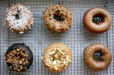 Federal Donuts - Now in Center City, too!  We've been planning to go since it opened and just haven't made it.