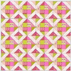 Happy Quilting: Quilt-A-Long's