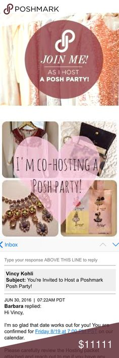 Suggested user 🌸 Posh Party host I am a suggested user, a posh party host and an addicted posher. All items are 100% authentic, and come from a smoke and pet free home. Please don't hesitate to use the offer button, bundle and save more! Enjoy poshmark 🌸 Like this post and I'll follow you back!! ❤️ Louis Vuitton Other